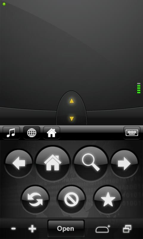 Mobile Mouse Pro - screenshot