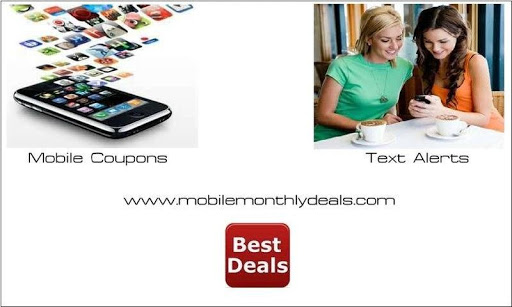 Mobile Monthly Deals