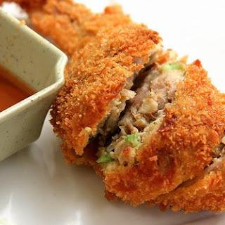 Stuffed Chicken Wings.