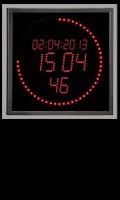 Screenshot of LED Ring Clock