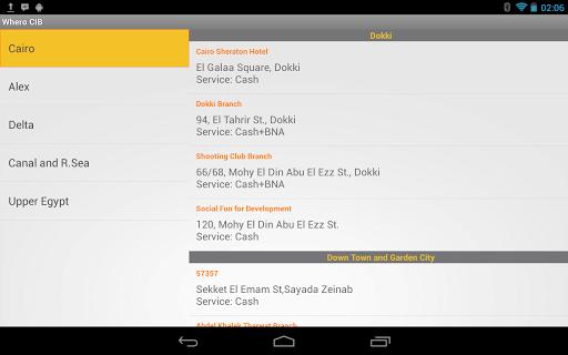 【免費旅遊App】Whero - CIB (Egypt)-APP點子