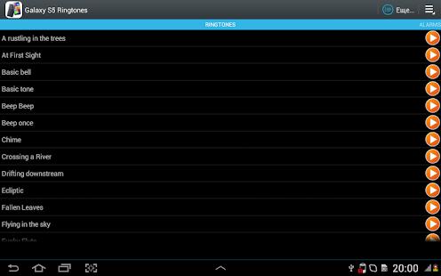 玩音樂App|Galaxy S5 Ringtones Samsung免費|APP試玩