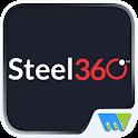 Steel 360 icon
