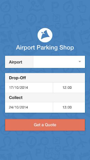 Airport Parking Shop