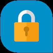 Material Locker Wallpaper app