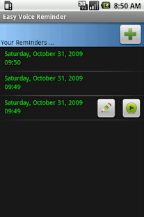 Easy Voice Reminder - screenshot thumbnail