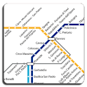 Rome MetroMap logo