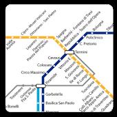Rome MetroMap