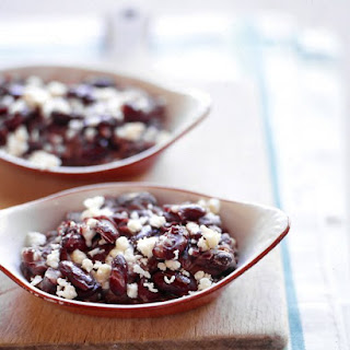 Red Beans With Cheese