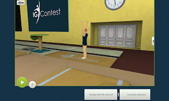 Screenshot of Gymnopedia IGContest