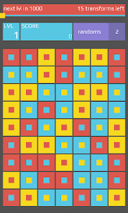 R.Y.B. Squares - screenshot thumbnail