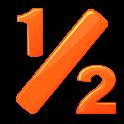 Math Fraction Practice icon