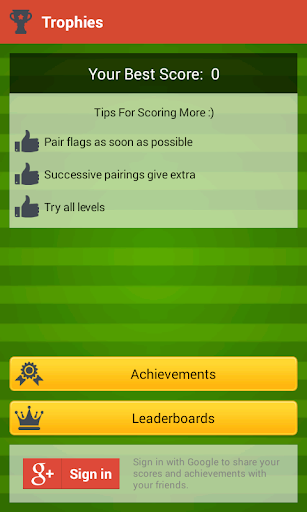 玩免費解謎APP|下載Flag Matching : Brazil 2014 app不用錢|硬是要APP