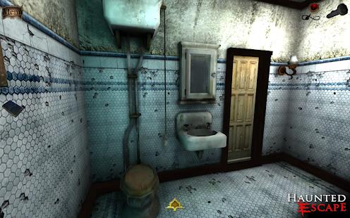 بازی فرار از خانه تسخیر شده Haunted Escape v1.0
