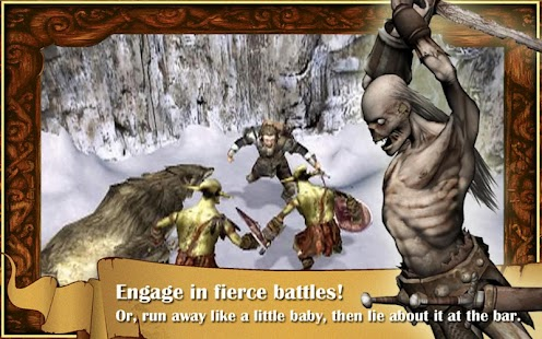 The Bard's Tale- screenshot thumbnail