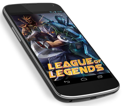 LoL League Wallpaper a legends