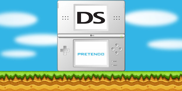 Pretendo NDS Emulator Screenshot