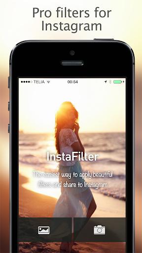 InstaFilter Photo Editor