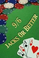 Screenshot of 9/6 Jacks or Better Poker
