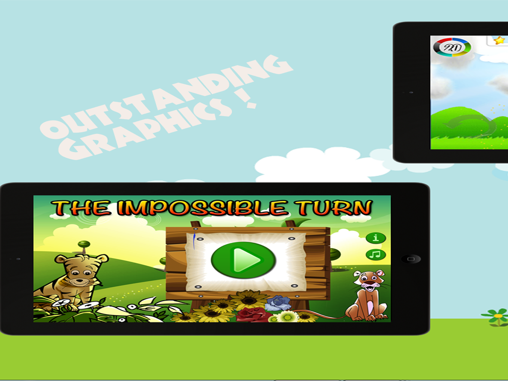 The Impossible Turn Game- screenshot