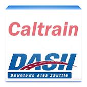 Caltrain/DASH