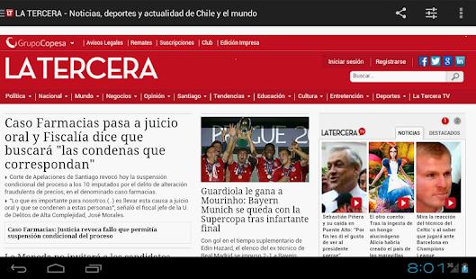 Neonews Nicaragua - screenshot thumbnail