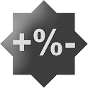 Calc Percent icon