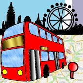 Simple London Bus Widget