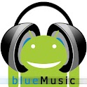 BlueMusic Demo logo