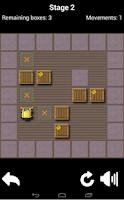Screenshot of Sokoban