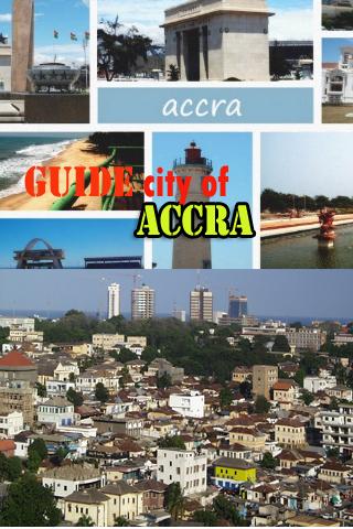 Accra city guide
