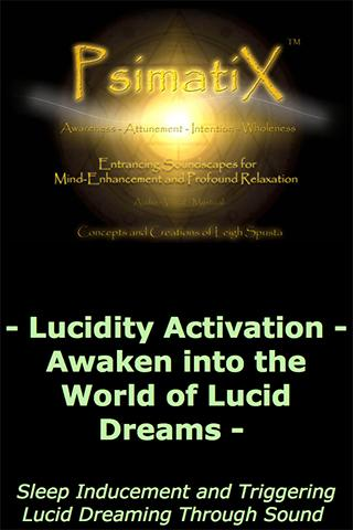 Explore Lucid Dreaming Now