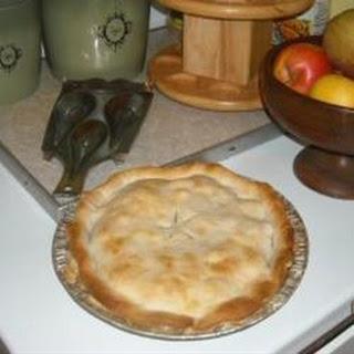 Never Fail Pie Crust III.