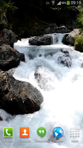 Waterfall Live Wallpaper HD 3