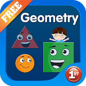 Geometry for 1st grade(free)