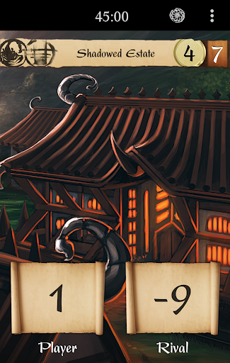 HonorBox: L5R Honor Counter
