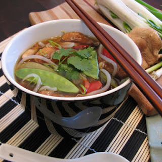 Weight Watchers Zero Point Asian Soup Recipe