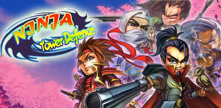 Ninja Tower Defense apk