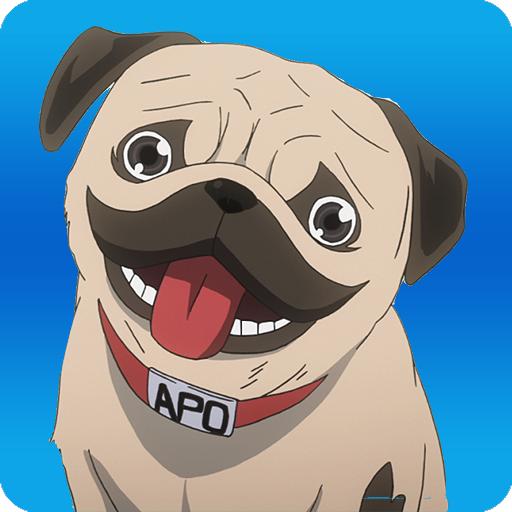 宇宙兄弟 電池ウィジェット(アポ) 個人化 App LOGO-APP開箱王