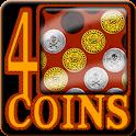 4 Coins (Connect  4) Premium