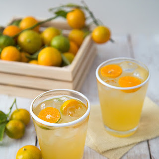 Calamansi Juice (Filipino Lemonade)