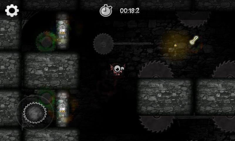 Vampoo - a Little Vampire - screenshot