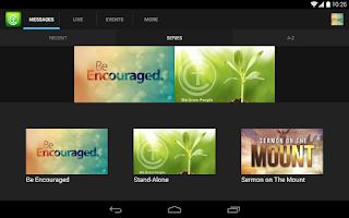 Screenshot of Concord Church