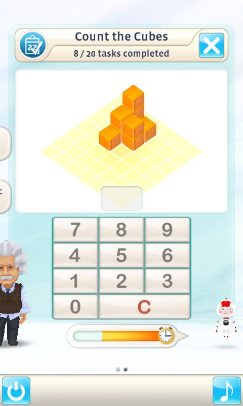 Einstein™ Brain Trainer Free- screenshot