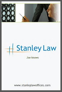 Stanley Law Auto Accident App- screenshot thumbnail