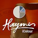 Haymes iColour logo