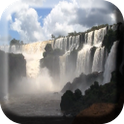 Waterfall Live Wallpaper  9 icon