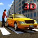 Taxi Driver 3d Simulator icon