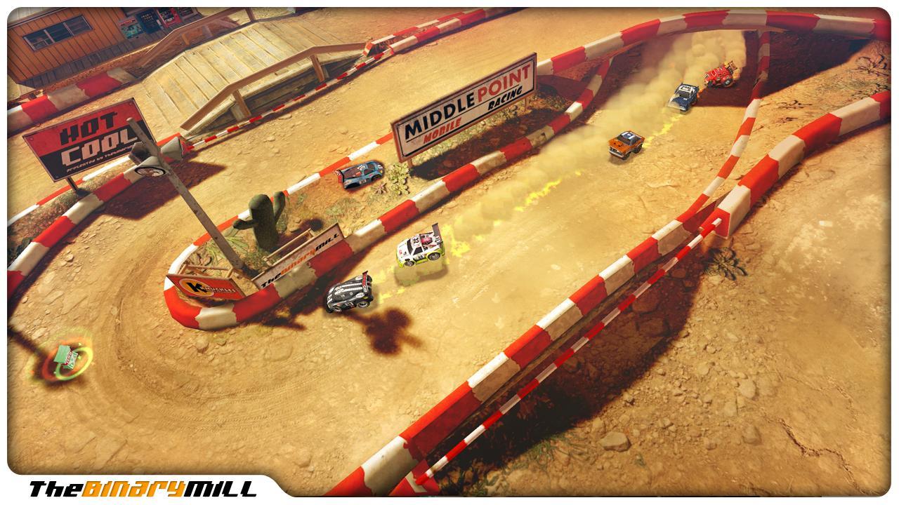 Mini Motor Racing screenshot #8
