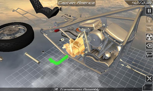 Bike Disassembly 3D apk v1.2 download